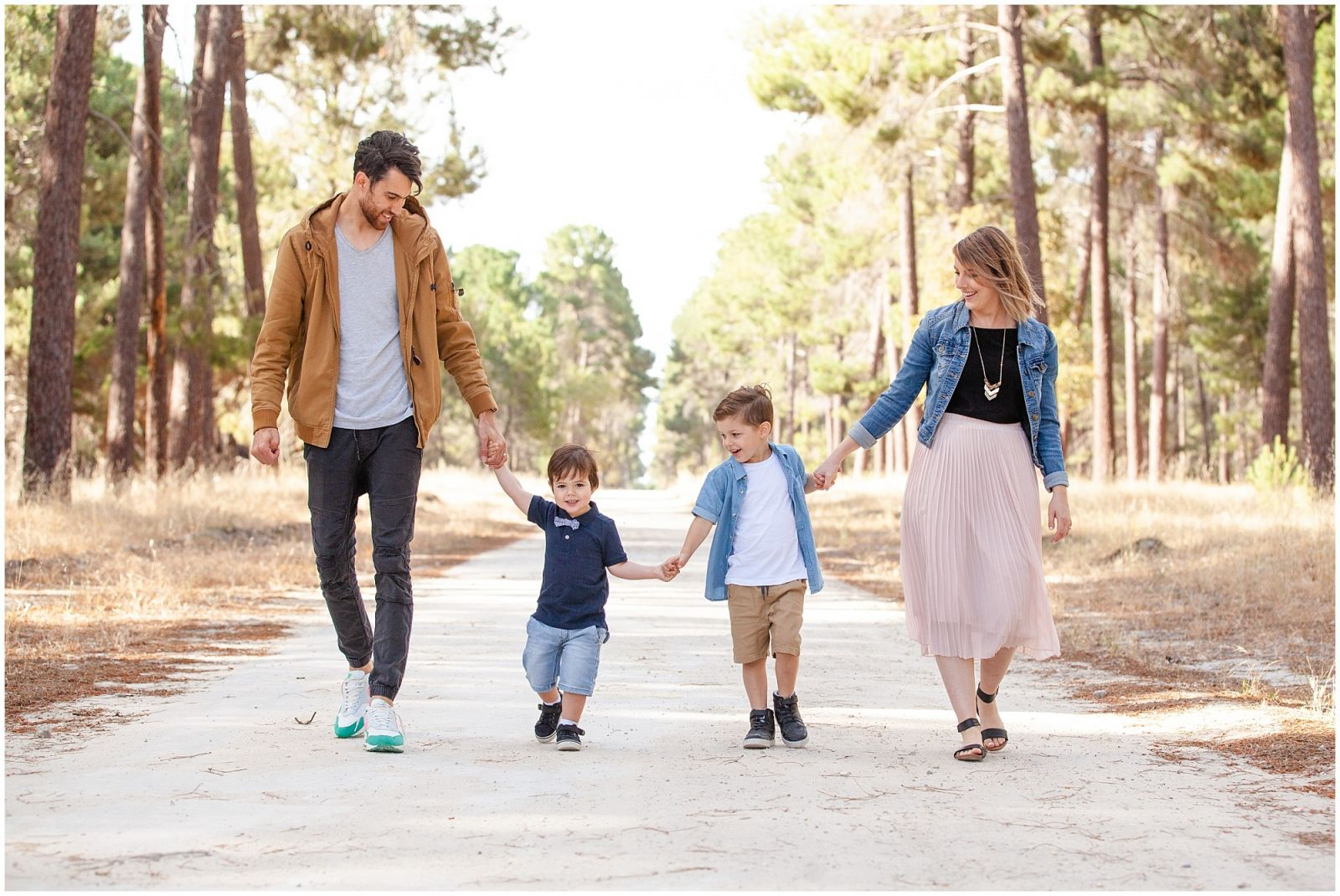 Perth family photographer family portrait session