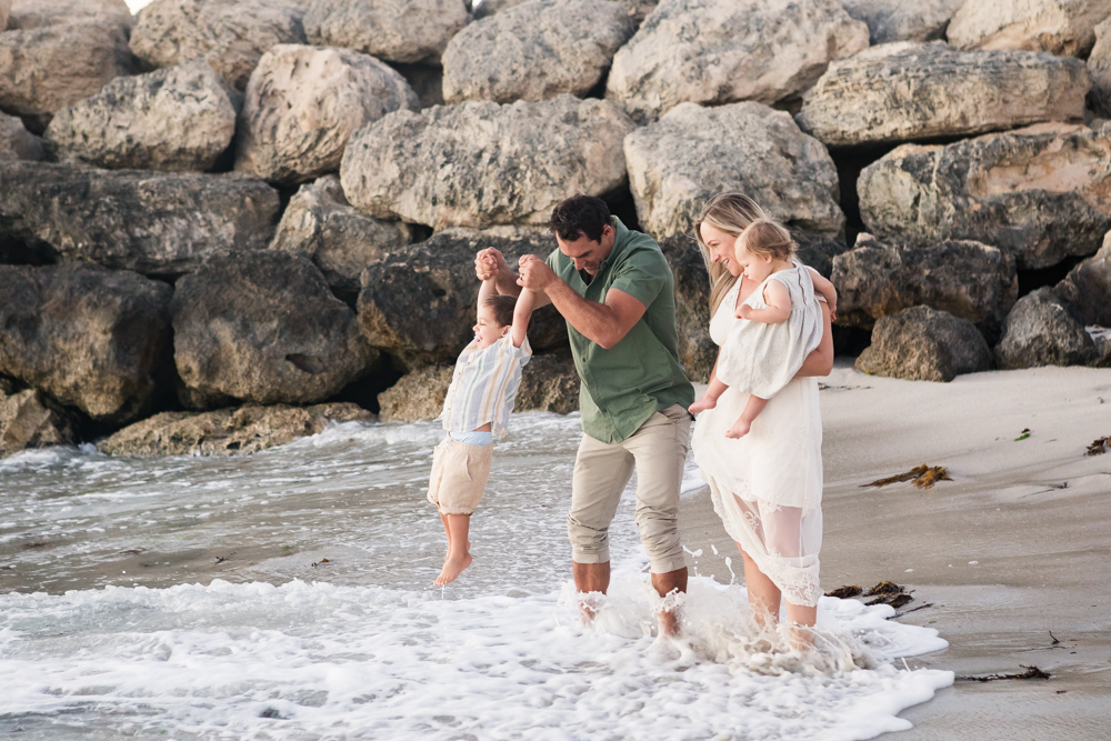 burns beach family photographer perth